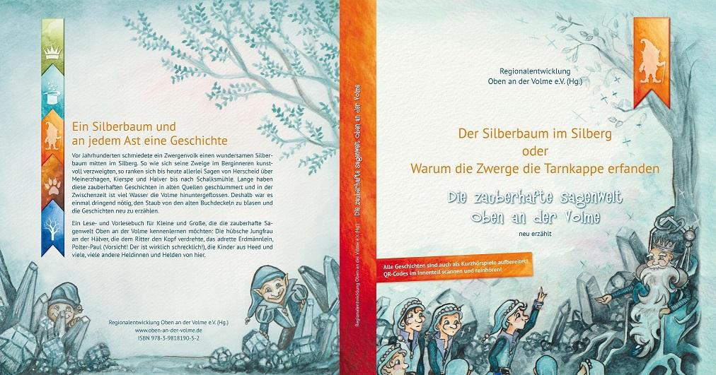 Cover Sagenbuch Oben an der Volme
